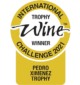 International Wine Competition 2021 - Best Pedro Ximenez