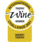 International Wine Competition 2021 - Best Sherry
