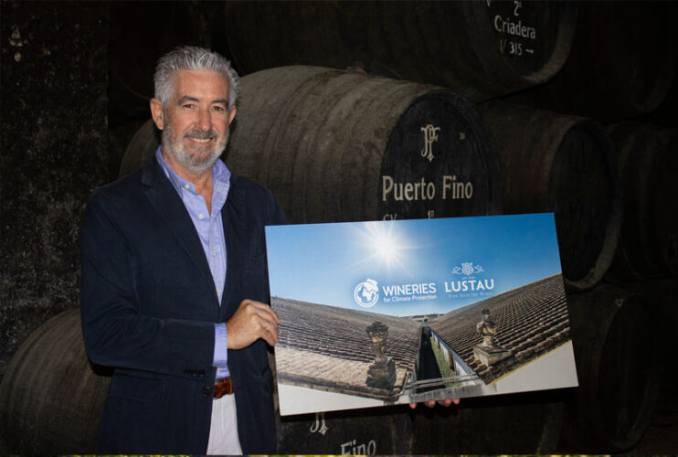 Lustau certificado WfCP